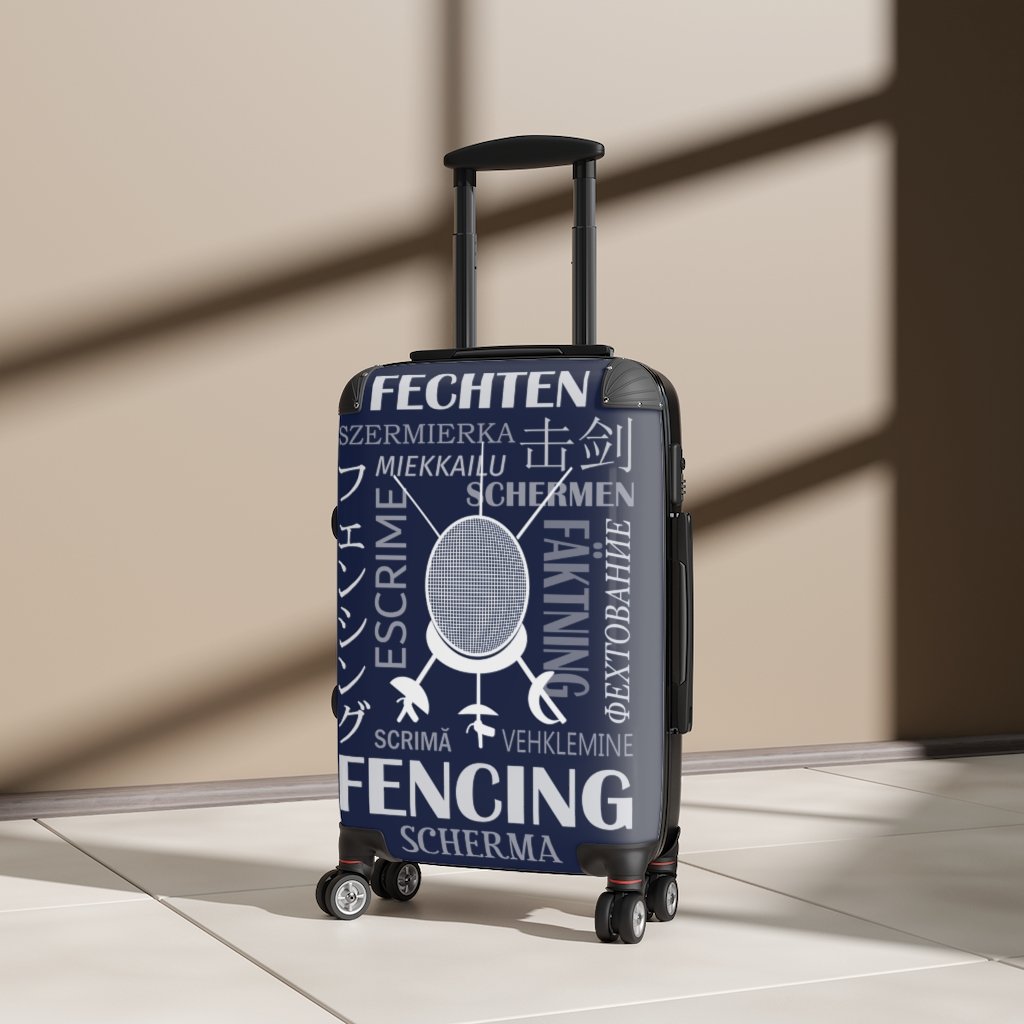 Fencing Suitcases